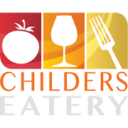 This is the restaurant logo for Childers Eatery