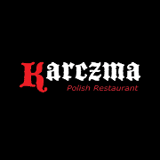 This is the restaurant logo for KARCZMA RESTAURANT
