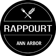 This is the restaurant logo for Rappourt