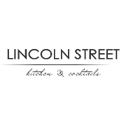 This is the restaurant logo for Lincoln Street Kitchen & Cocktails