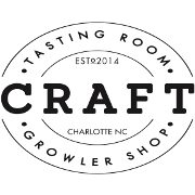 This is the restaurant logo for Craft Tasting Room