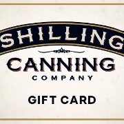 This is the restaurant logo for Shilling Canning Company