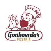 This is the restaurant logo for Grabowski's
