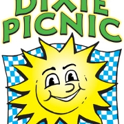 This is the restaurant logo for Dixie Picnic