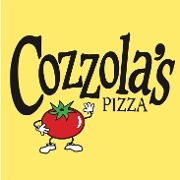 This is the restaurant logo for Cozzola's Pizza