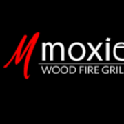 This is the restaurant logo for Moxie Wood Fire Grill