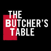 This is the restaurant logo for The Butcher's Table