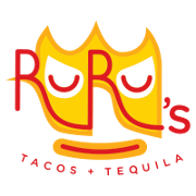 This is the restaurant logo for RuRu's Tacos and Tequila