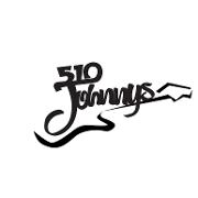 This is the restaurant logo for 510 Johnny's