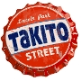 Restaurant logo for Takito Street