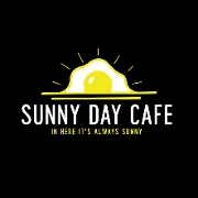 This is the restaurant logo for Sunny Day Cafe