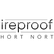This is the restaurant logo for Fireproof