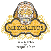 This is the restaurant logo for Mezcalito's Cocina & Tequila Bar