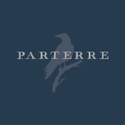 This is the restaurant logo for Parterre