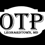 This is the restaurant logo for Olde Town Pub