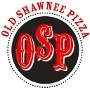 This is the restaurant logo for Old Shawnee Pizza