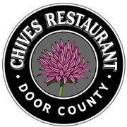 This is the restaurant logo for Chives