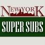 Restaurant logo for New York Super Subs - Fox Chapel