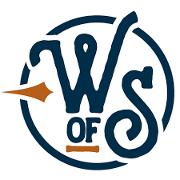 This is the restaurant logo for West of Surrender