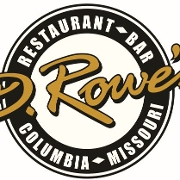This is the restaurant logo for D. Rowe's Restaurant & Bar