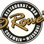 Restaurant logo for D. Rowe's Restaurant & Bar