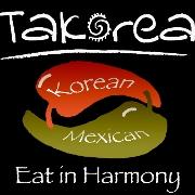 This is the restaurant logo for Takorea