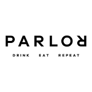 This is the restaurant logo for Parlor OKC