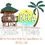 Restaurant logo for The Boca Beach House