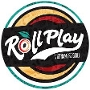 Restaurant logo for Roll Play Grill