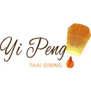 This is the restaurant logo for Yi Peng Thai Dining