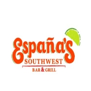 This is the restaurant logo for Espana's Southwest Bar & Grill