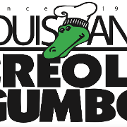 This is the restaurant logo for Louisiana Creole Gumbo