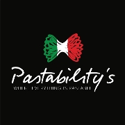 This is the restaurant logo for Pastability's