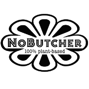 This is the restaurant logo for NoButcher