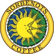 This is the restaurant logo for Sorbenots Coffee