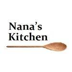 This is the restaurant logo for Nana's Kitchen