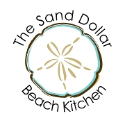 This is the restaurant logo for The Sand Dollar Beach Kitchen