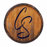 This is the restaurant logo for Chime & Stave