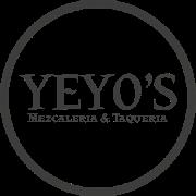 This is the restaurant logo for Yeyo's Mezcaleria y Taqueria