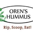 This is the restaurant logo for Oren's Hummus