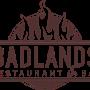 Restaurant logo for Badlands Restaurant & Bar