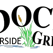 This is the restaurant logo for Doc's Riverside Grille