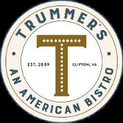 This is the restaurant logo for Trummer's Restaurant