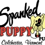 Restaurant logo for Spanked Puppy