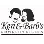 Restaurant logo for Ken and Barb's