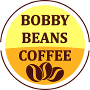 This is the restaurant logo for Bobby Beans Coffee