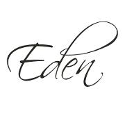 This is the restaurant logo for Eden - Chicago