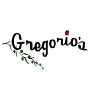 This is the restaurant logo for Gregorio's Restaurant