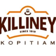 This is the restaurant logo for Killiney Kopitiam