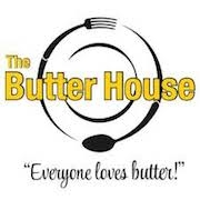 This is the restaurant logo for The Butter House